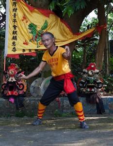 Hakka Chu Gar Southern Praying Mantis Kungfu Courses