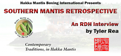 Hakka Mantis Boxing International Online Courses